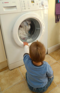 Jasper And The Washing Machine